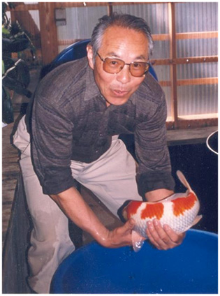 Mr Hasegawa in Ojiya