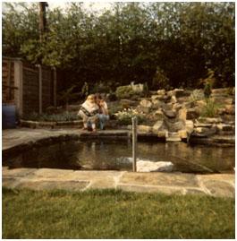 Waddys Pond 1972