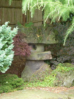 Peter Waddington Japanese Garden Feature