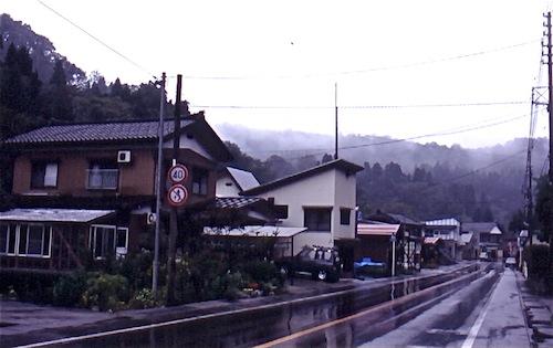 Nagaoka to Ojiya