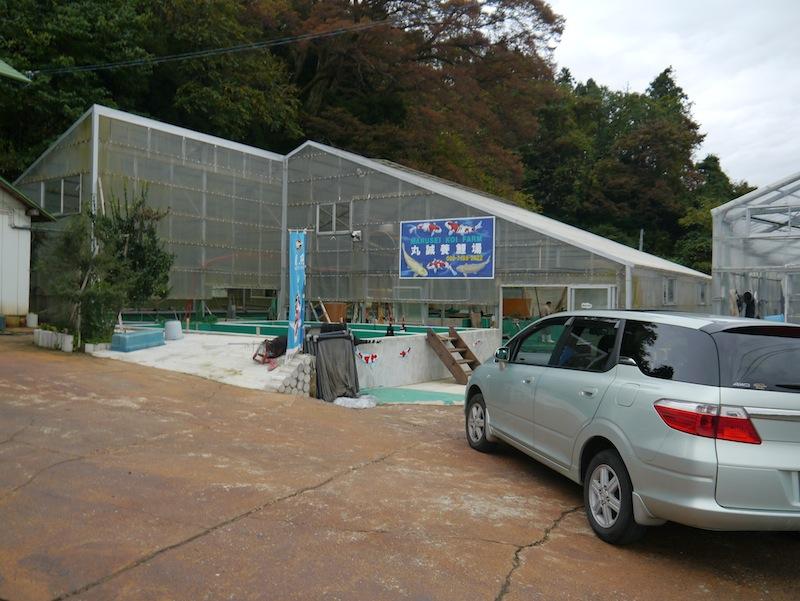 Hiroi san near Ojiya