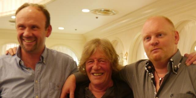 Martin, Waddy & Johan