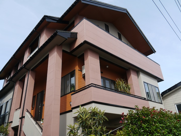 The Hasegawa residence