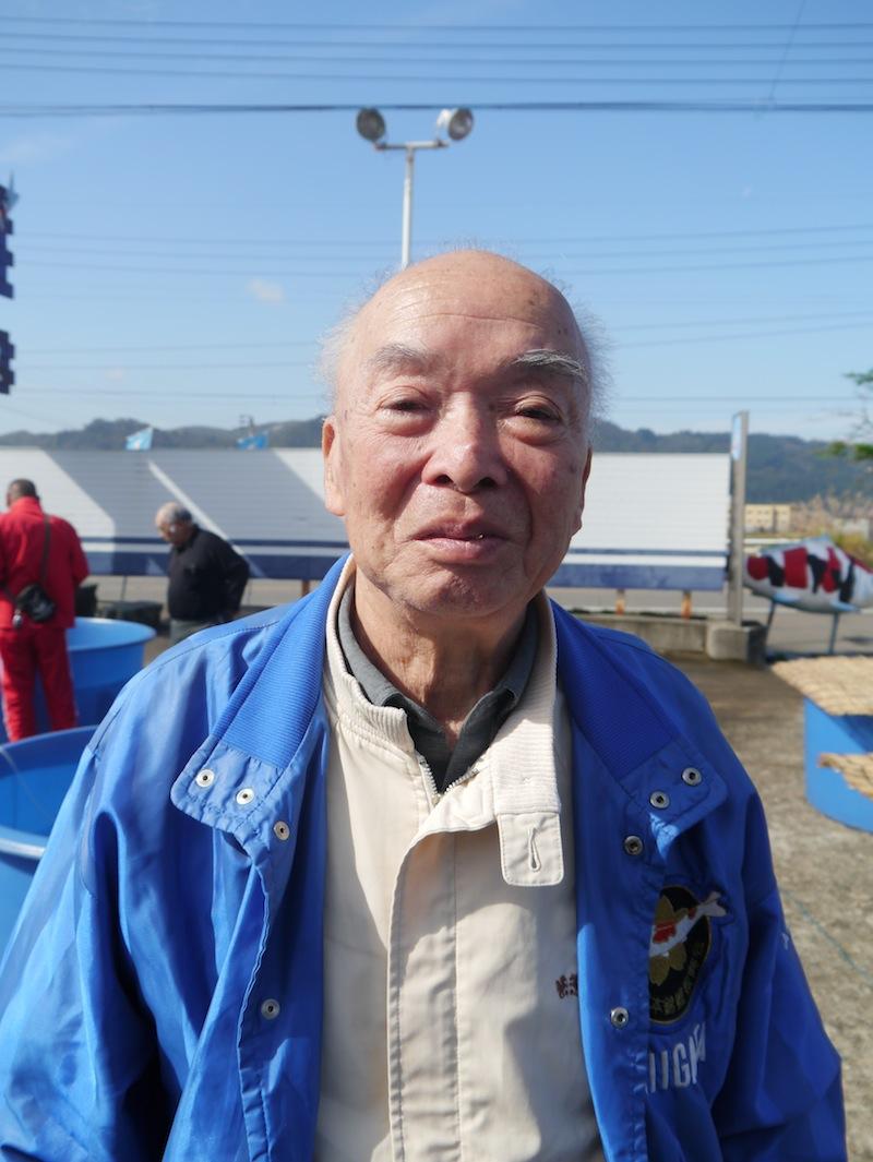 Yamaguchi san in Koide