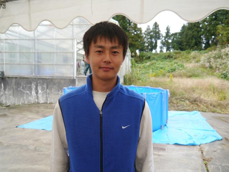 Isao Nagashima – 'Baby Face' – Toshio's nephew.